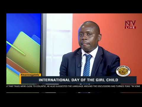 What progress has Uganda made in support of the girl child?