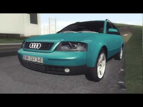2001 Audi A6 C5 Avant 3 0 Gta Sa Smotret Onlajn Na Hah Life