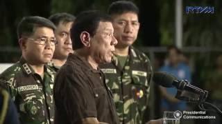 Duterte Names Judges, Politicians, And Policemen  Involved In Drugs Polar Version of Schindler List