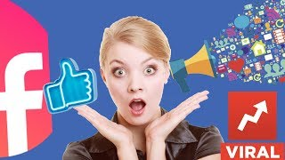 Go Viral On Facebook - How do you make a post go viral P4 - Tuthowto