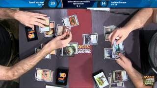 Grand Prix Las Vegas 2015 (Event #1) Quarterfinals