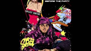 Chris Brown ft. Pusha T - Holy Angel (Before The Party Mixtape)