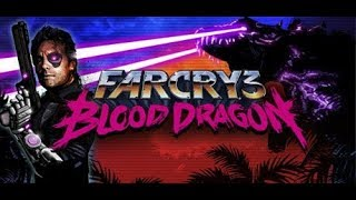 Прохождение Far Cry 3 Blood Dragon #3 + ссылка на скачивание игры