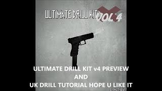 Ultimate Drill Kit v3 [FLP, MIDI, NEXUS EXPANSIONS, CHOPPED SAMPLES
