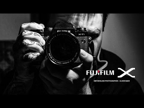 Fujifilm X-Photographer - Oliver Baer with the XT1