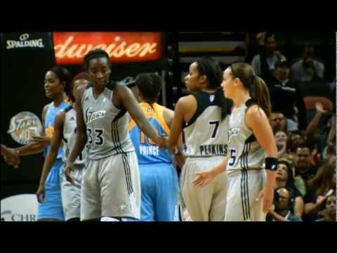 Into the Action: San Antonio Silver Stars