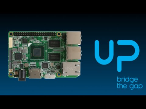 Intel Up Board As A Robot Controller