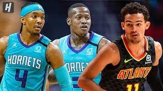 Charlotte Hornets vs Atlanta Hawks - Game Highlights    March 9, 2020   2019-20 NBA Season