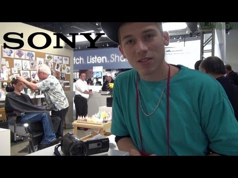 Sony Handycam HDR PJ