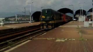 RAILWAYS MACEDONIA TRAIN SKOPJE VELES BITOLA KENEDI 661-223 MZ.mp4