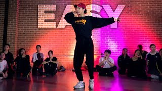 DaniLeigh   Easy (Remix) Ft. Chris Brown | IMISS CHOREOGRAPHY