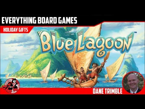 Everything Board Games Blue Lagoon Review