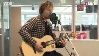 Ed Sheeran - Don't at 1LIVE  (HQ)