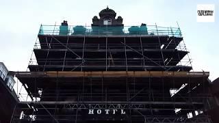 Central Plaza Hotel Carlisle - Abandoned 4 Star Hotel. NOW DEMOLISHED!