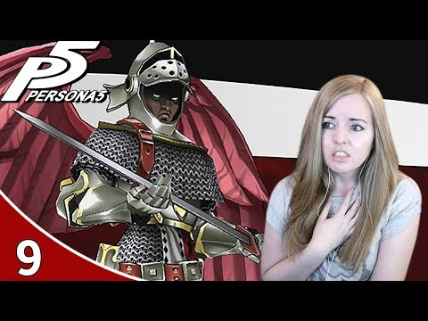 First Game Over - Persona 5 Gameplay Walkthrough Part 9