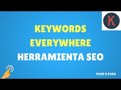 Tutorial herramienta SEO: Keywords Everywhere