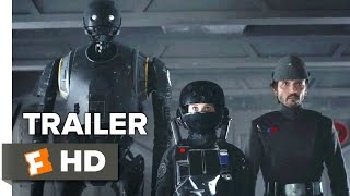 Rogue One A Star Wars Story Official Trailer 2 2016  Felicity Jones Movie