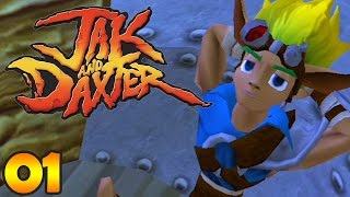 Jak and Daxter #01 : LA TRANSFORMATION !