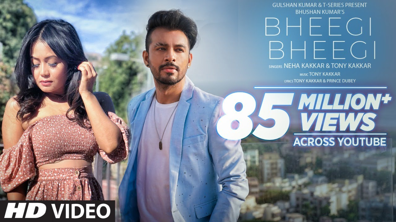 Bheegi Bheegi Lyrics In Hindi-Neha Kakkar