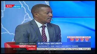 What do Kenyans expect from IEBC security meeting? Analyst-Dan Manzu and George Msomadi: News Centre