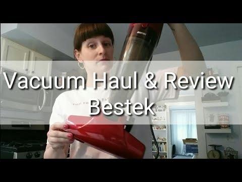 Vacuum Haul & Review / Bestek