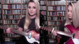 Me Singing 'If I Needed Someone' By The Beatles (Full Instrumental Cover By Amy Slattery)