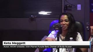 The Church Of What's Happening Now: #619 - Keta Meggett