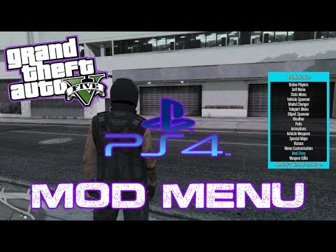 download gta 5 mods ps4 usb