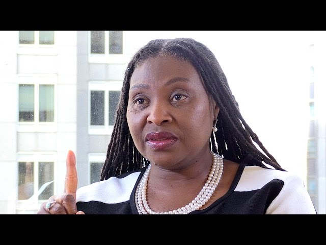 Why Give: Yvonne Chaka Chaka, Artist and Philanthropist