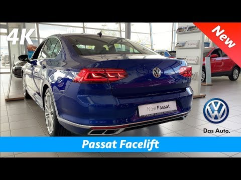Volkswagen Passat 2020 R Line (Facelift) - FIRST quick look in 4K | Interior - Exterior