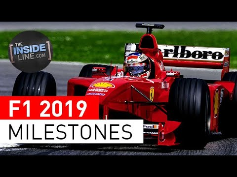 Image: WATCH: Formula 1 Milestones: Record Breakers