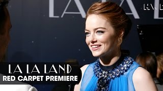 La La Land 2016 Movie  Red Carpet Premiere By Vanity Fair HWD