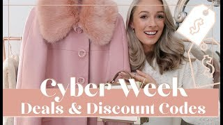 EARLY BLACK FRIDAY DISCOUNT CODES 🛍️ & WHAT TO BUY // Fashion Mumblr