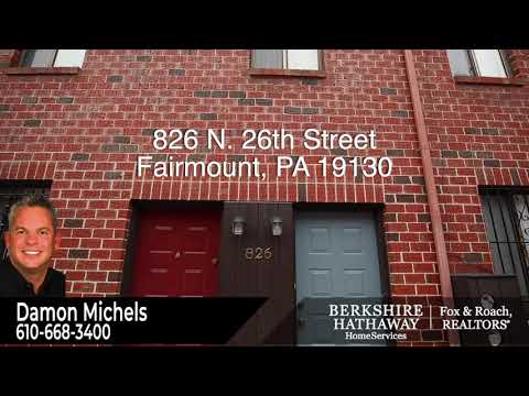 826 N 26th St, Philadelphia, PA 19130