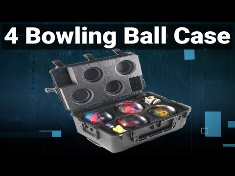 x4 Bowling Ball Case - Featured Youtube Video