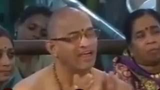 Bharathi theertha swamy about chaganti koteswararao garu