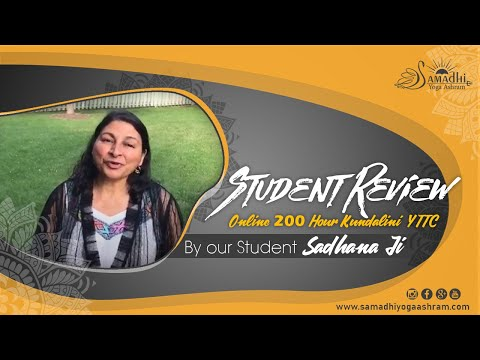 Online 200 Hour Kundalini Yoga Teacher Training Student Review ...