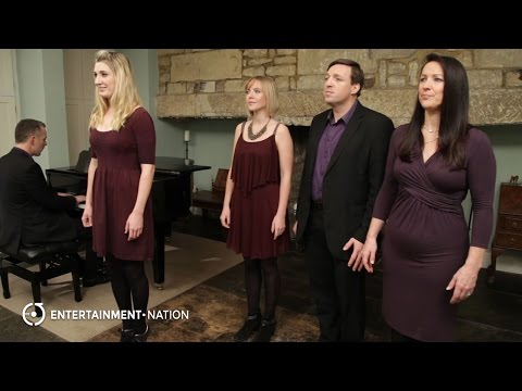 Gospel Voices Choir Perform 'Thousand Years'