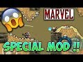 Minimilitia || Marvel Super Hero mod ||