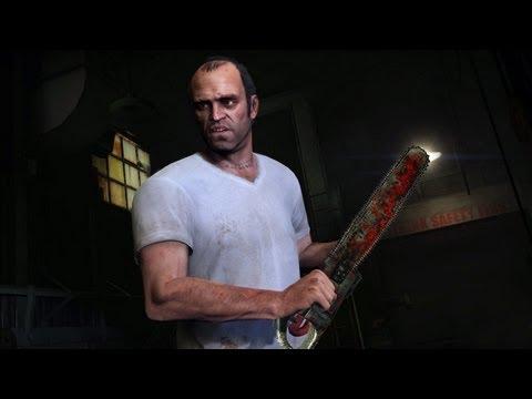 GTA V Would Make A Tremendous Horror Film