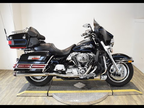 2006 Harley-Davidson Ultra Classic® Electra Glide® Peace Officer Special Edition in Wauconda, Illinois - Video 1