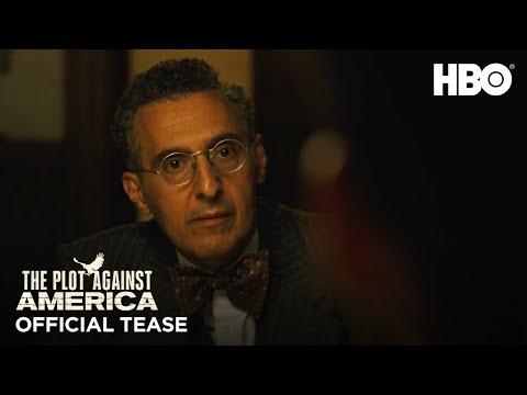 Video trailer för The Plot Against America   Official Teaser   HBO