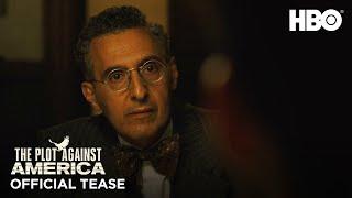 The Plot Against America: Official Teaser | HBO