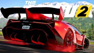 EIN MONSTER! Lamborghini Veneno Tuning - The Crew 2