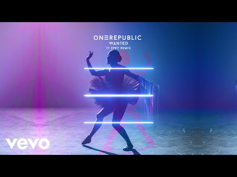 OneRepublic, TT Spry - Wanted (TT Spry Remix) [Official Audio]