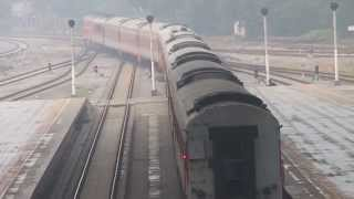 preview picture of video 'Chinese Night Train Beijing - Chengde - Fuxin'