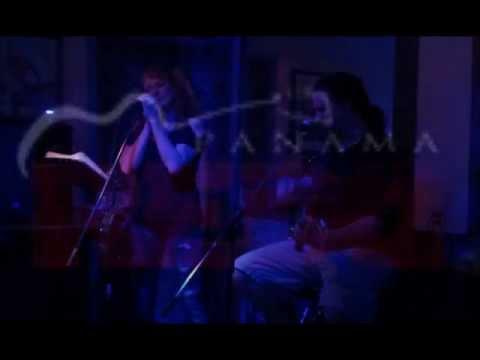 Panama Redd Duet Demo cover of Long Train Running Vid