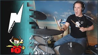 Gambar cover Noisestorm - Crab Rave On Drums! -- The8BitDrummer