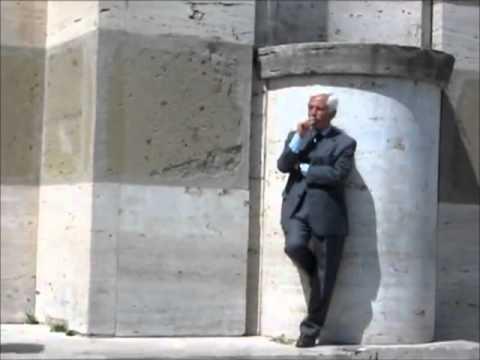 Saluti romani al funerale Ajmone Finestra, ex sindaco di Latina
