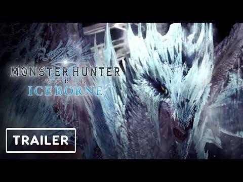 《魔物獵人 世界:Iceborne》「冰呪龍」實機戰鬥影片曝光!